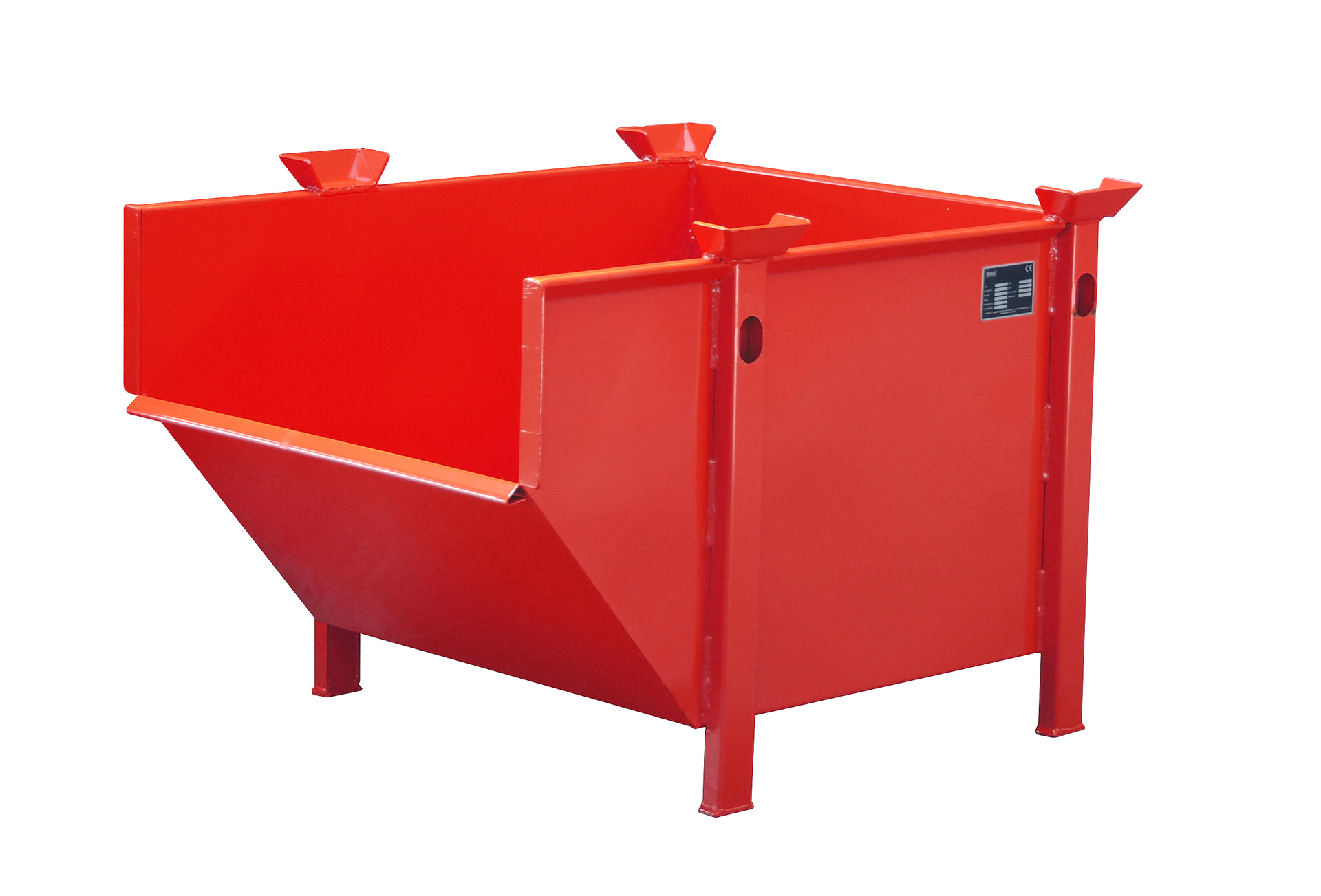 Bauer Südlohn® BBM material container, for small parts